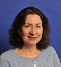 Head Shot of Irene Davidova