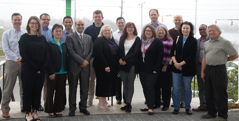 geno-MIC investigators and partners at the 2nd Workshop, St John's, NL